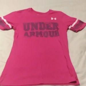 Pink tshirts